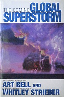 <i>The Coming Global Superstorm</i> book by Whitley Strieber