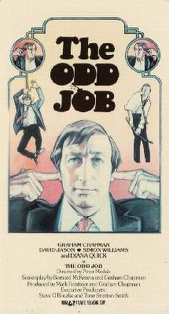 The Odd Job - Image: The Odd Job 1978