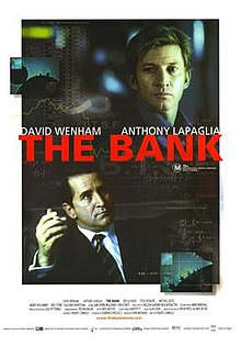 Póster de la película The Bank.jpg