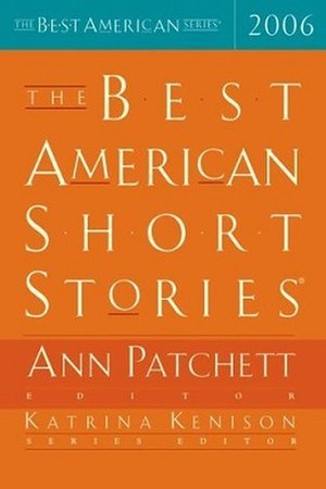 The Best American Short Stories 2006 - Image: The Best American Short Stories 2006