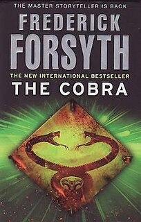 <i>The Cobra</i> (novel)
