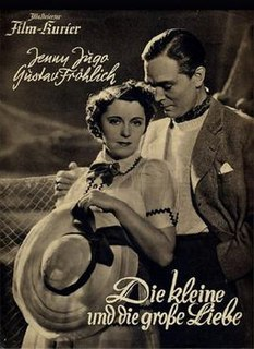 <i>The Great and the Little Love</i> 1938 film