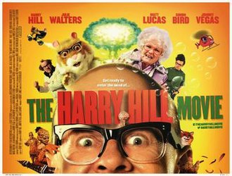 The Harry Hill Movie - Image: The Harry Hill Movie poster
