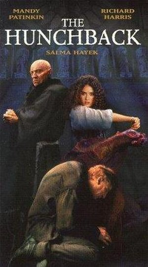 The Hunchback (1997 film) - British television cover