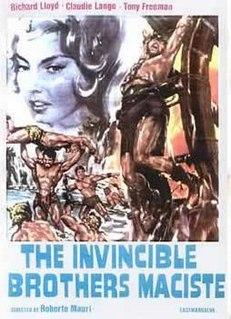 <i>The Invincible Brothers Maciste</i>