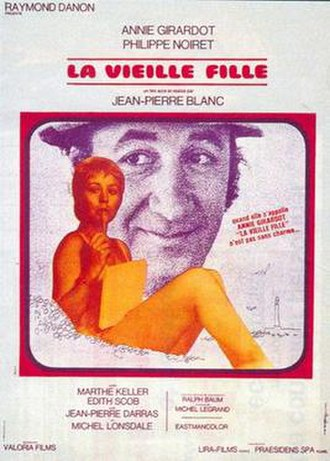 The Old Maid (1972 film) - Film poster