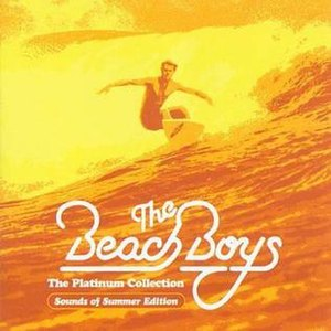 The Platinum Collection (Sounds of Summer Edition) - Image: The Platinum Collection (Sounds of Summer Edition) cover