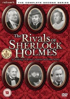 <i>The Rivals of Sherlock Holmes</i> (TV series) television series