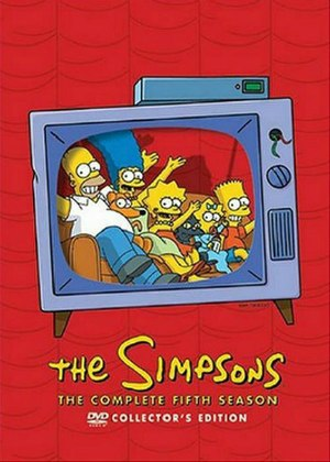 The Simpsons (season 5) - Image: The Simpsons The Complete 5th Season