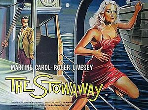 The Stowaway (1958 film) - Image: The Stowaway