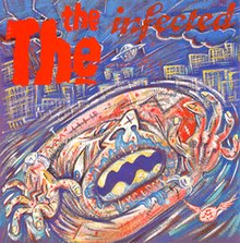 The The - Infected CD album cover.jpg
