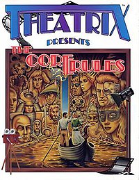Theatrix (role-playing game)
