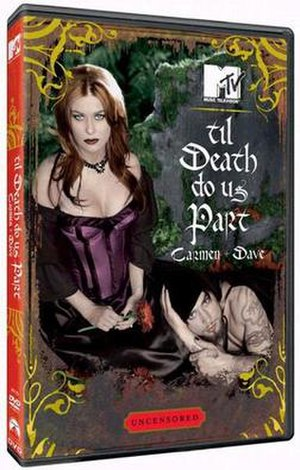'Til Death Do Us Part: Carmen and Dave - Til Death Do Us Part: Carmen and Dave on DVD
