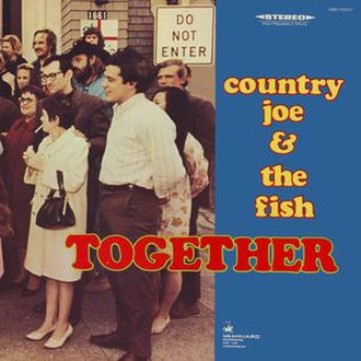 Together (Country Joe and the Fish album) - Image: Together (Country Joe and the Fish album)