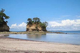 Torbay, New Zealand - Torbay beach