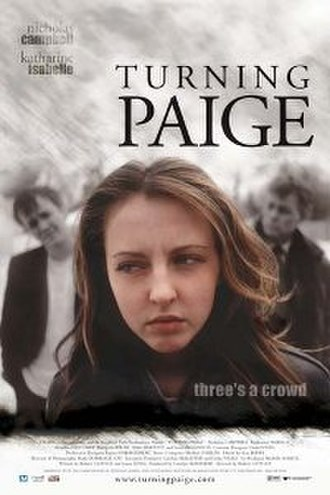 Turning Paige - Theatrical poster