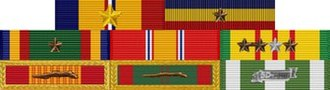 USS Colleton (APB-36) - Image: USS Colleton Awards
