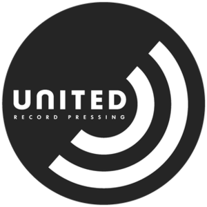 United Record Pressing - The United logo