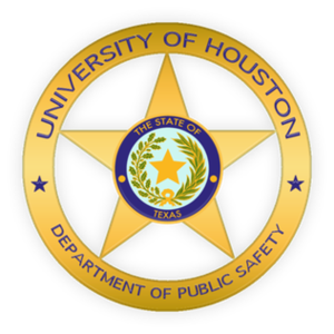 University of Houston Police Department - Image: University of Houston Police Department Badge