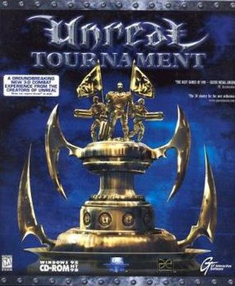 Unreal Tournament - Image: Unrealtournament