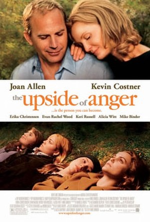 The Upside of Anger - Theatrical release poster