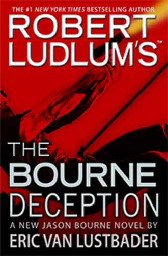 The Bourne Deception - The Bourne Deception first edition cover