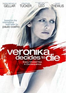 <i>Veronika Decides to Die</i> (film) 2009 film by Emily Young