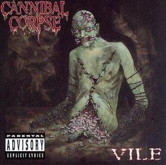 Vile (album) - Image: Vilecannibalcorpse
