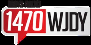 WJDY - Image: WJDY News Radio 1470 log