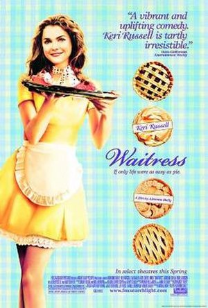 Waitress (film) - Theatrical release poster