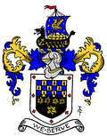 The Arms of The Metropolitan Borough