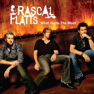 Rascal Flatts - What Hurts the Most (studio acapella)