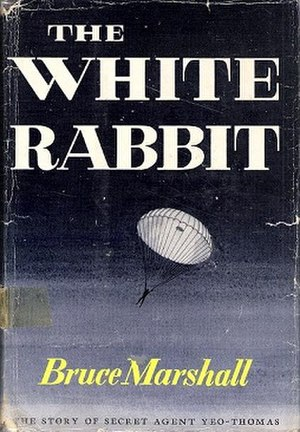 The White Rabbit (book) - First US edition