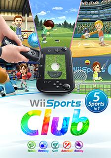 <i>Wii Sports Club</i> video game