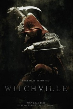 Witchville - Promotional poster