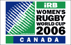 2006 Women's Rugby World Cup - Image: Womens RWC
