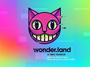 Image result for wonder.land musical
