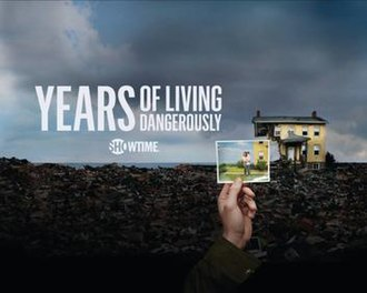 Years of Living Dangerously - Image: Years of Living Dangerously logo