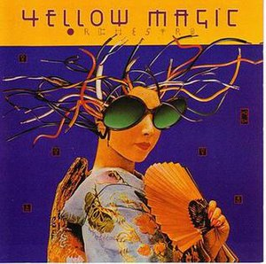 Yellow Magic Orchestra (album) - Image: Yellow Magic Orchestra (album) US coverart