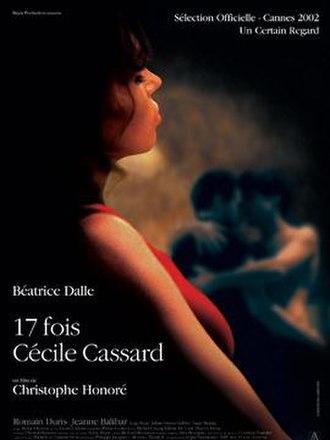 Seventeen Times Cecile Cassard - Film poster