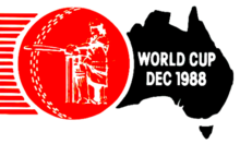 1988 Women's Cricket World Cup logo.png