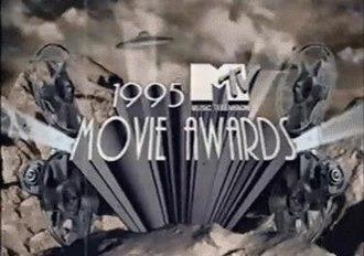 1995 MTV Movie Awards - Image: 1995 mtv movie awards logo