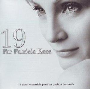 19 par Patricia Kaas - Image: 19 par Patricia Kaas