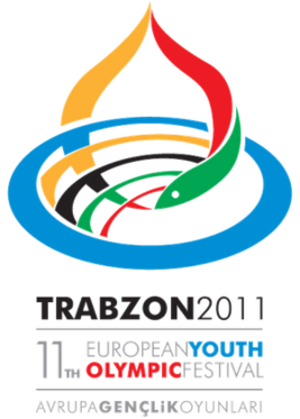 2011 European Youth Summer Olympic Festival - Image: 2011 European Youth Summer Olympic Festival logo