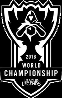2016 <i>League of Legends</i> World Championship