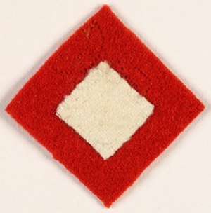 126th (East Lancashire) Brigade - Image: 42nd Division Badge WWII