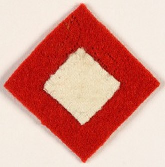 125th (Lancashire Fusiliers) Brigade - Image: 42nd Division Badge WWII