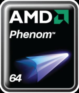 AMD Phenom - Image: AMD Phenom Logo