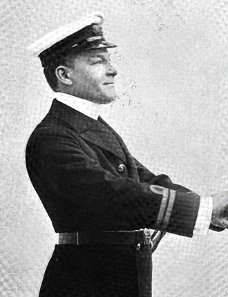 The Admirable Crichton - J.C. Buckstone in the 1902 production