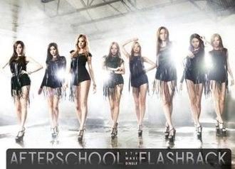 Flashback (After School song) - Image: After School Flashback